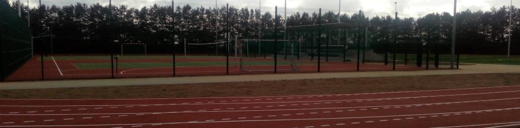 otwarcie kompleksu sportowego 29.09.2018 r. godz. 14.00, zapraszamy!!!